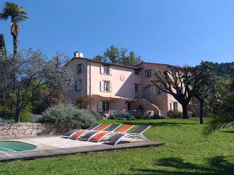 Chambre d'hôtes L'Escale Provençale