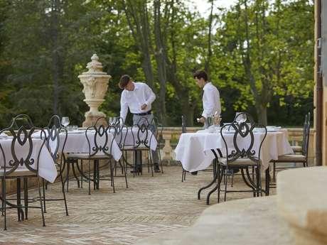 La Table de l'Orangerie