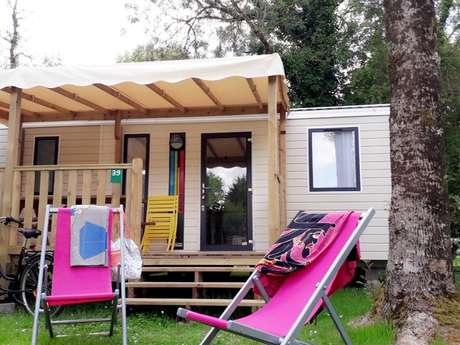 Camping Le Martin Pêcheur