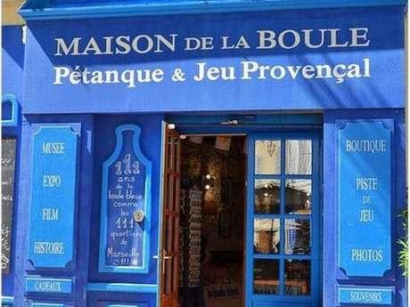 La Maison de la Boule de la Pétanque et du Jeu provençal