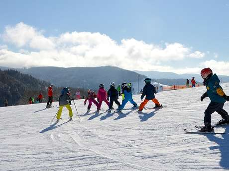 Cours privés ski & snowboard