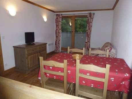 Résidence Le Clos Vanoise - Appartement 2 pièces cabine 6 personnes - CVE10