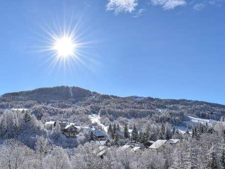 Week-end ski, spa en hôtel***