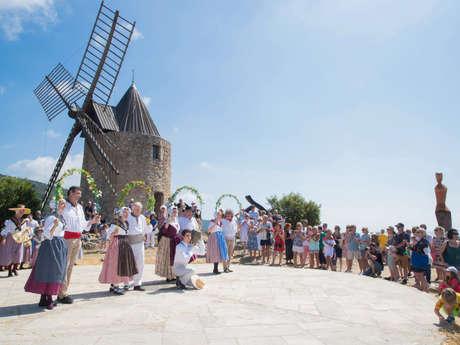 Fête du Moulin et du Petit Patrimoine de Pays à Grimaud