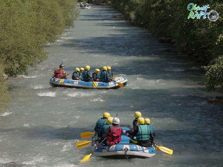 Objectif Raft - Parcours Raft Sportif