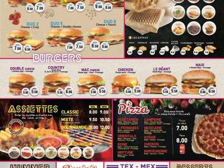 Restauration rapide : Mac Burger