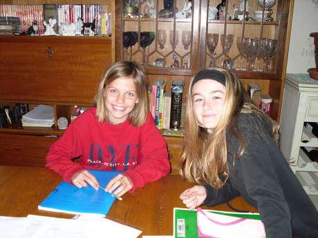 Séjour enfant-ado : séjour en immersion dans une famille anglaise du Quercy