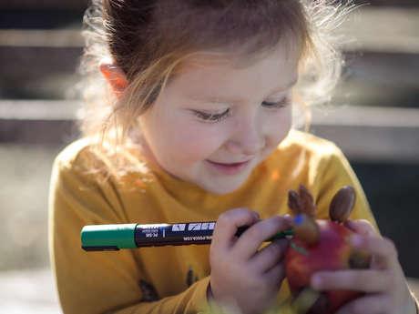 Anniversaire nature : Fabrication de jouets