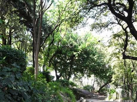 Jardin de la Colline Puget