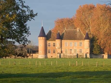 Circuit Châteaud e Genoud - Les Brovières