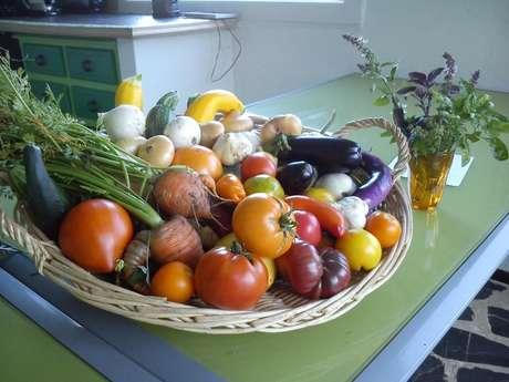 Agri-Yourte: farm products