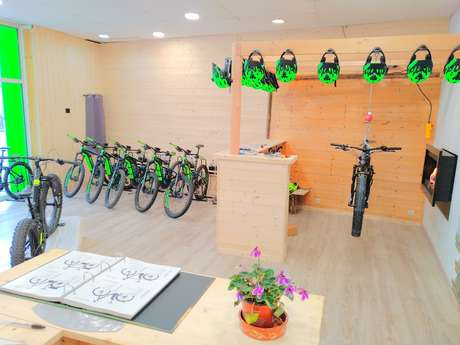 Ecox location de vélo electrique et réservation de sorties VAE guidée