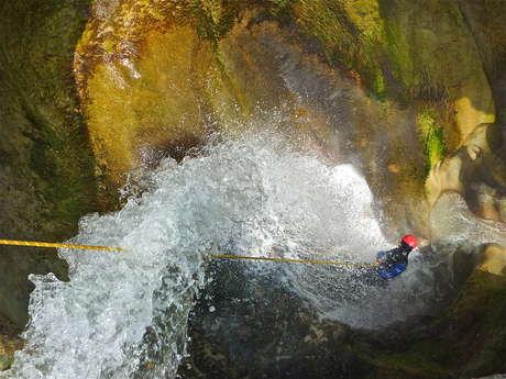 Canyoning Guides du Champsaur Valgaudemar
