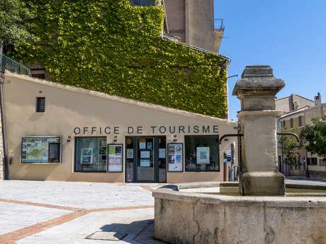 Tourist Office of Grimaud