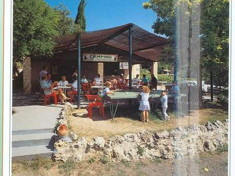 Camping Les chaumettes