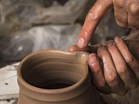 Ateliers poterie collectifs pour tous