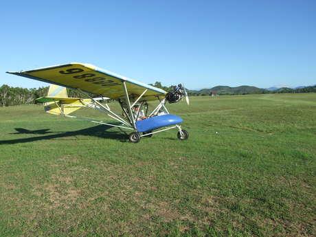 Vol en ulm - 1 heure - Aéroclub de La Foa