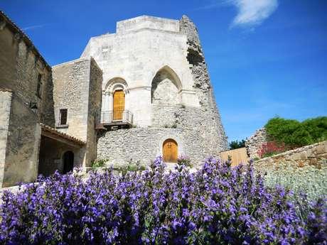 Château médiéval et sa Rotonde