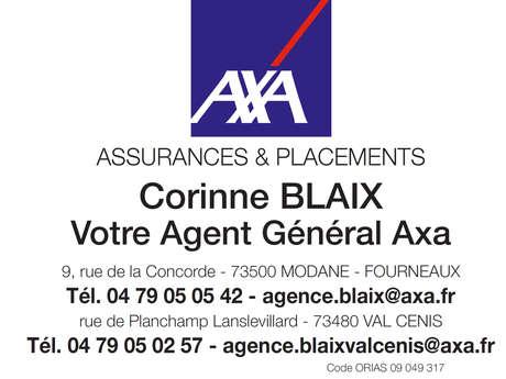 AXA Assurances Agence Blaix