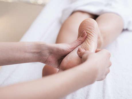 Uschi Schmich - Réflexologie et massages