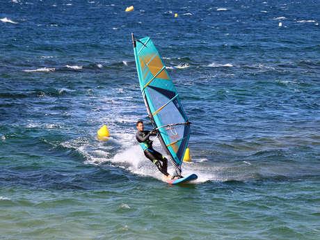 Windsurfing-Spot am Strand von Port Grimaud 1