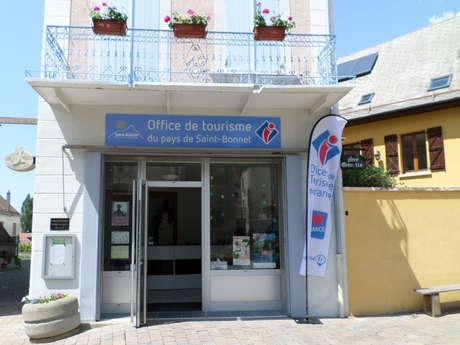 Bureau d'accueil touristique de Saint Bonnet