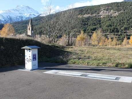 Motorhome service - Le Val d'Ambin