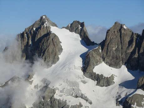 Course collective - La Grande Ruine (3756m)