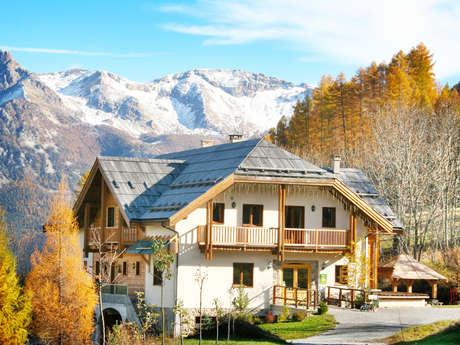 Ferienhaus Chalet AlpeLune