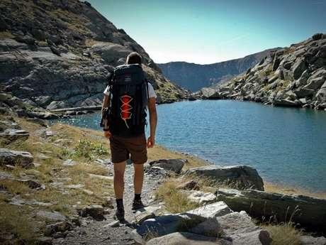 Randonnée des montagnes à la mer par le Mercantour et la Vallée des Merveilles