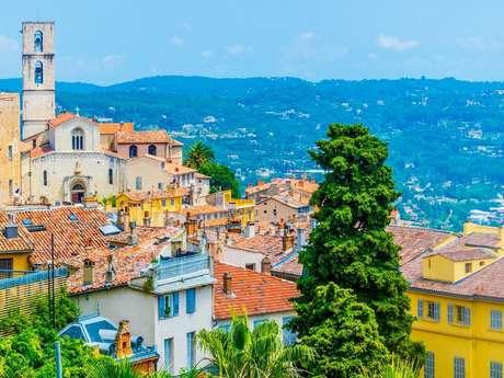 Self guided hike : Les Balcons d'Azur