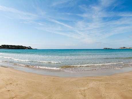 """Der Strand """"la plage Dorée"""""""