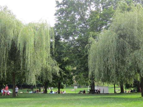 Parc du Forézan