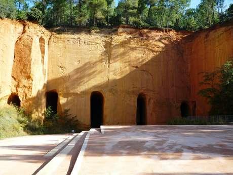 Mines de Bruoux - Sarl ARCANO