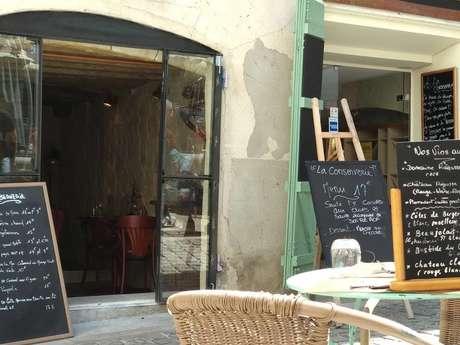 Restaurant La Conserverie