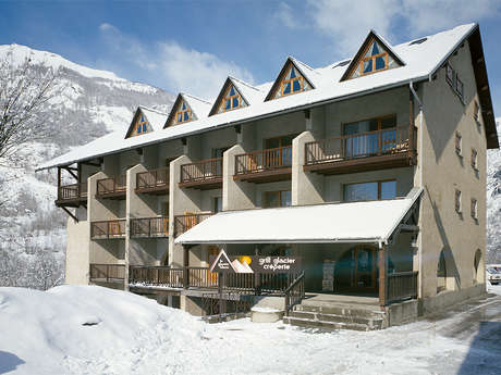 "Hotel Residence ""Le Glacier Blanc"""