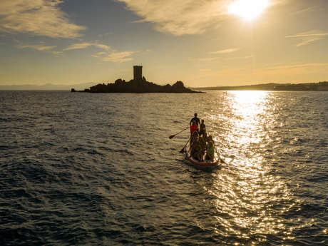 Sunset Apéro - Paddle Géant