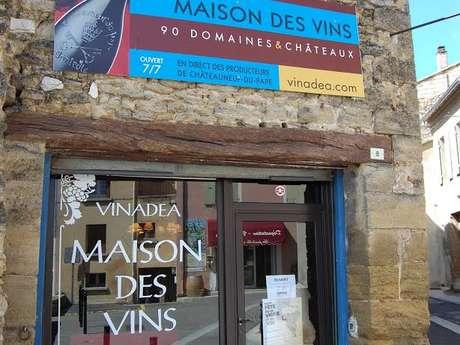 Vinadéa Maison des Vins - Atelier de dégustation
