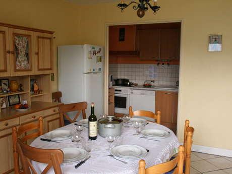 Appartement 3 pièces 6 personnes Les Marmottes II n°42