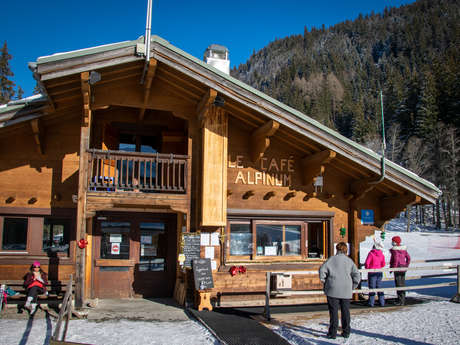 Le Café Alpinum