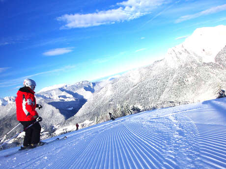 Ski-balneo en duo