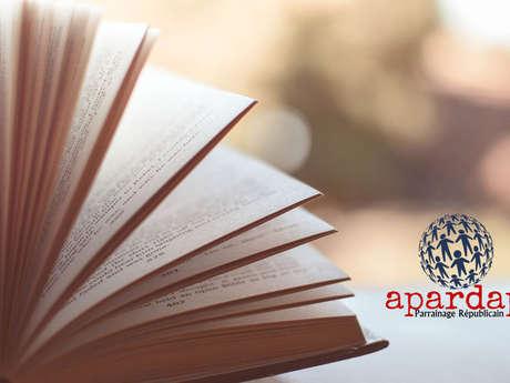 Lectures à voix haute avec l'APARDAP