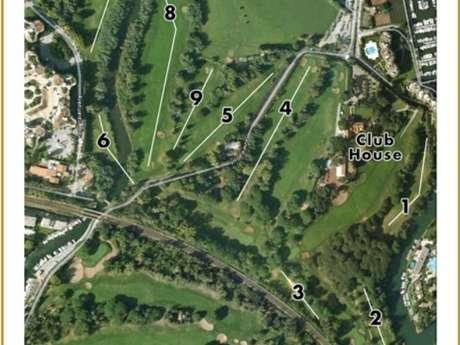 Parcours 9 trous Old Course
