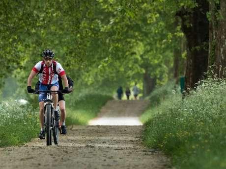 Les 2 Rives à vélo
