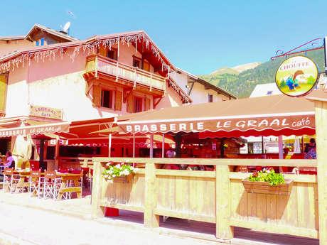 Le Graal Café - Bar - Brasserie