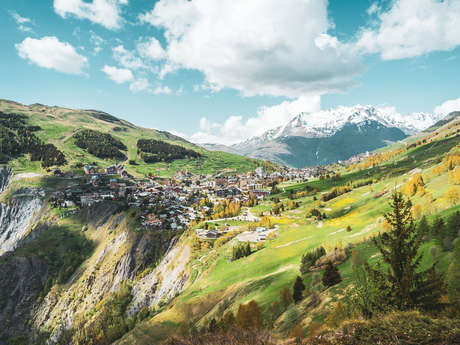 Hiking - Tour of Les Perrons