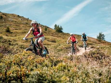 Verbier E-Bike Week-ends - Rando gourmande Châble