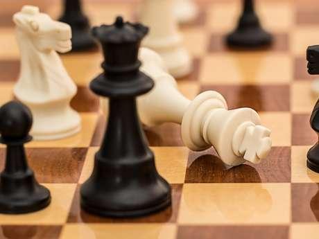 Découverte du jeu d'échecs