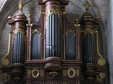 Orgue de Sainte Marthe