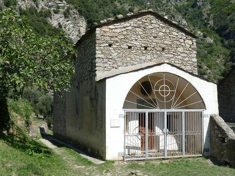 Chapelle Saint-Antoine Ermite